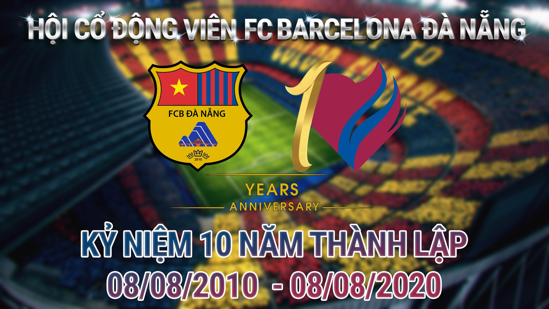 FCB Đà Nẵng tròn 10 tuổi