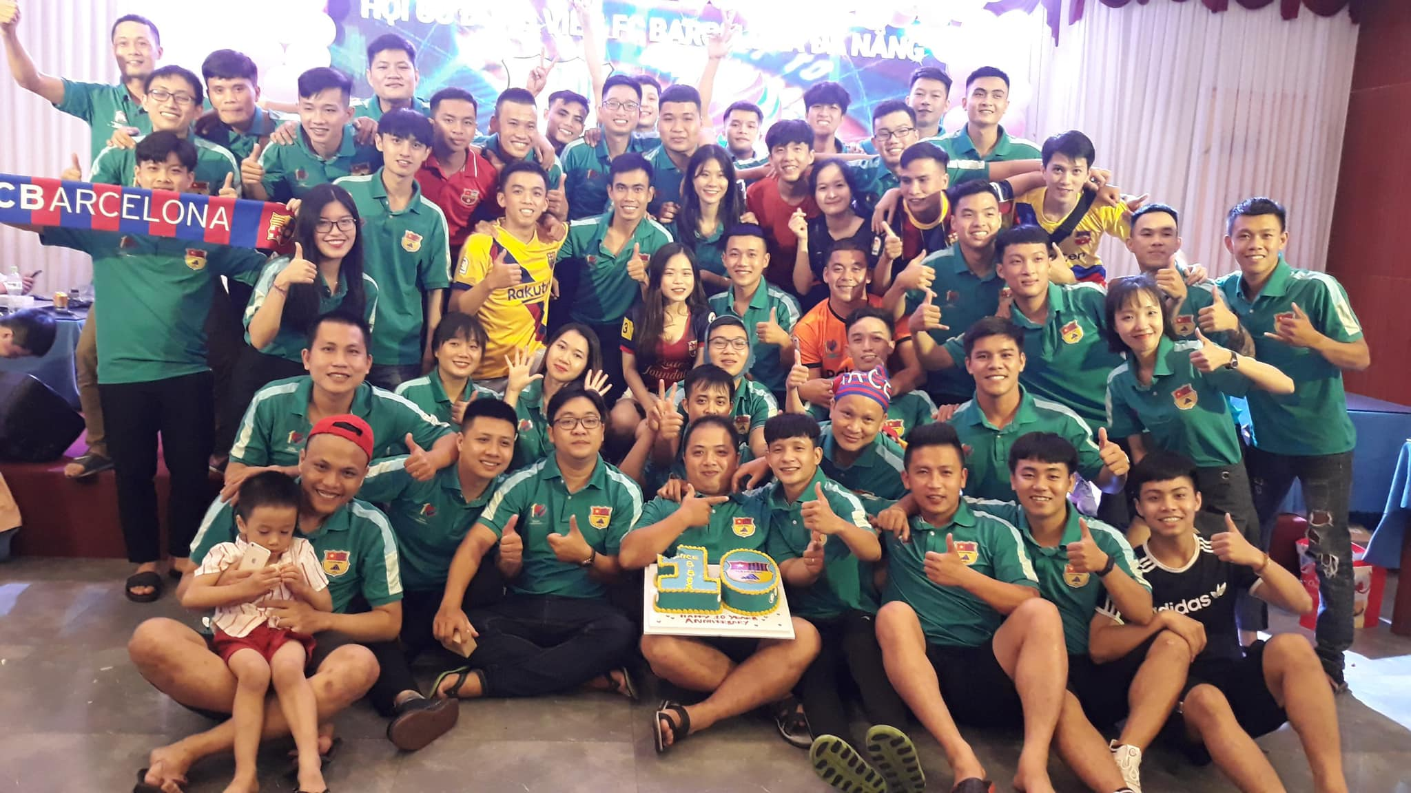 FCB Đà Nẵng: Together, we make the miracle