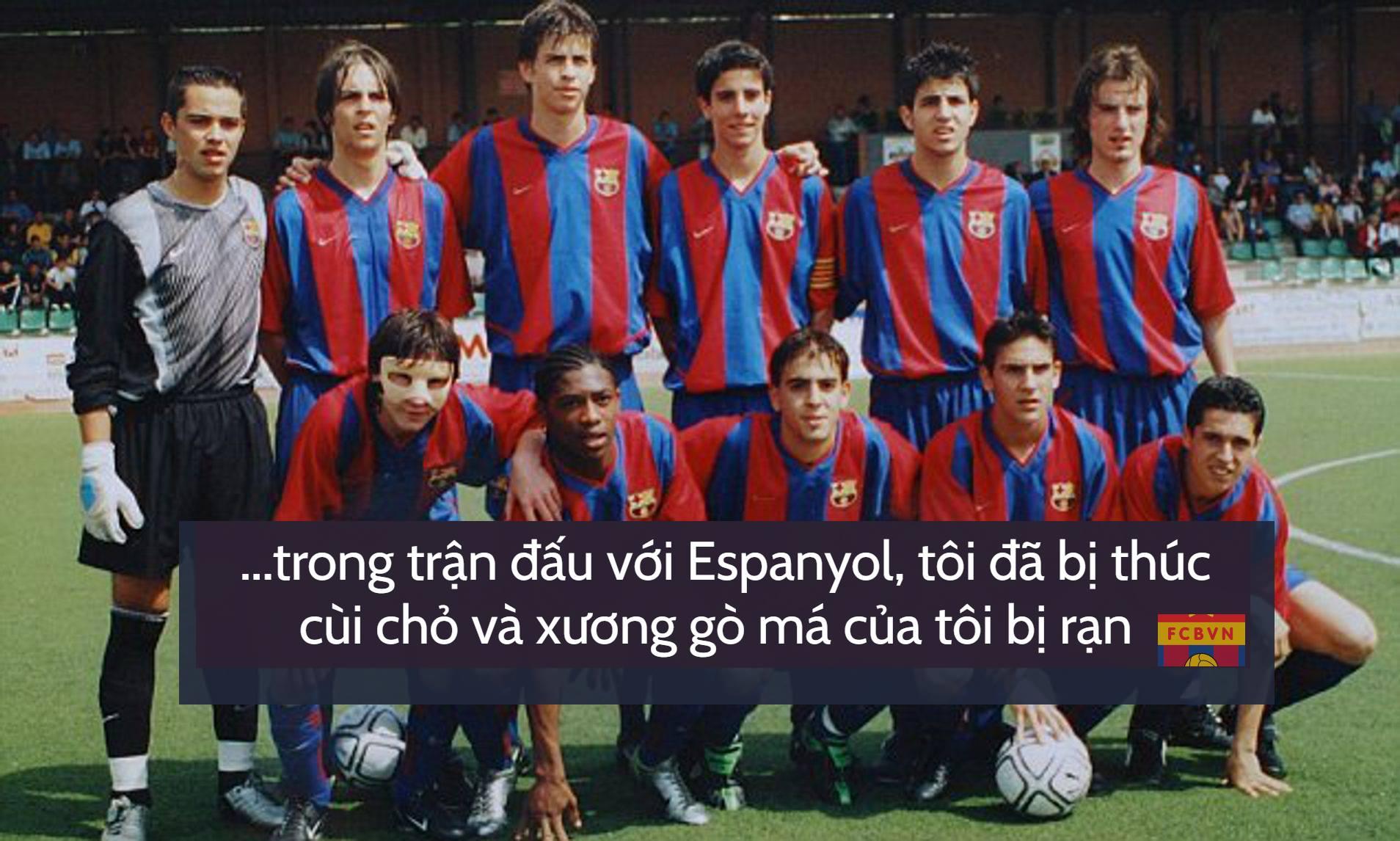 Messi marsk