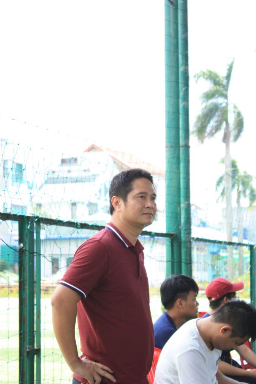 Phó Chủ tịch FCBVN - anh Đỗ Thái Sơn decomoto