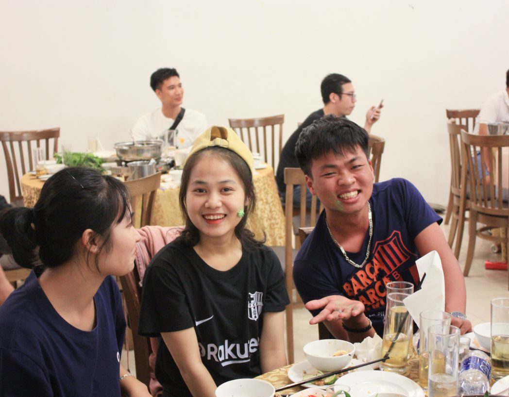 Sinh nhật lần 8 FCB Hải Phòng