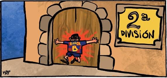 [Kap] Barça B dừng chân