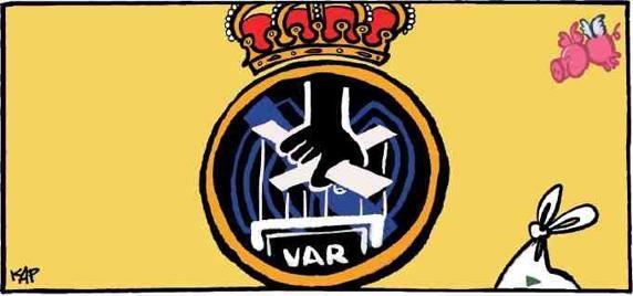[Kap] Real VAR Madrid